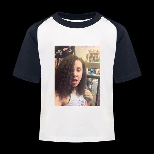 freya ft one d - Kids' Baseball T-Shirt