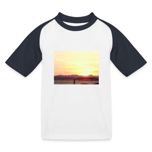 IMG 0709 - Baseball T-shirt til børn