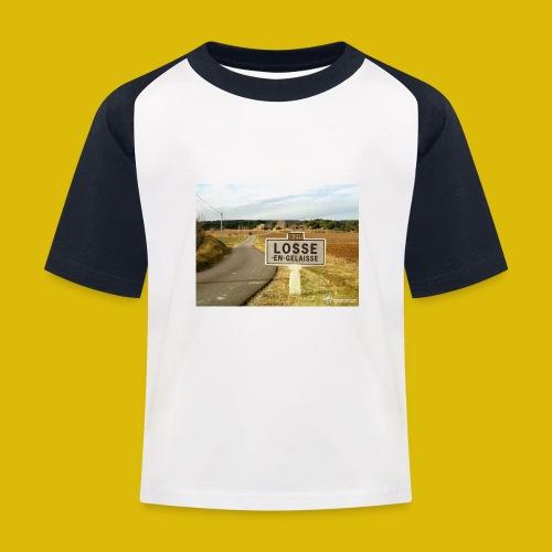 la LOOSE en gelée - T-shirt baseball Enfant