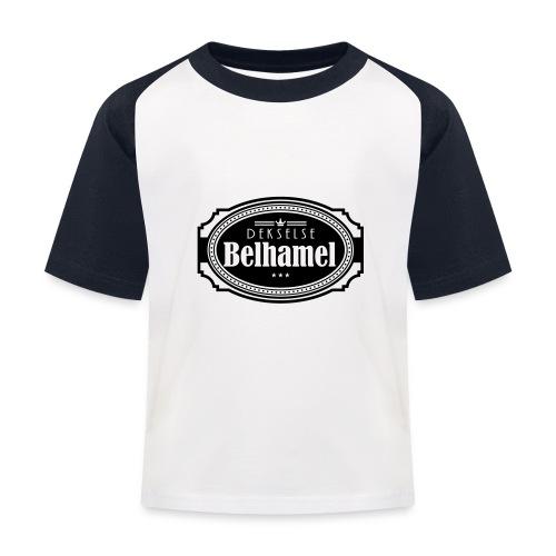 Dekselse belhamel - Kinderen baseball T-shirt