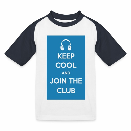 Join the club - Kids' Baseball T-Shirt