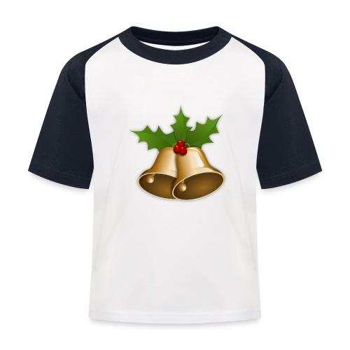 kerstttt - Kinderen baseball T-shirt