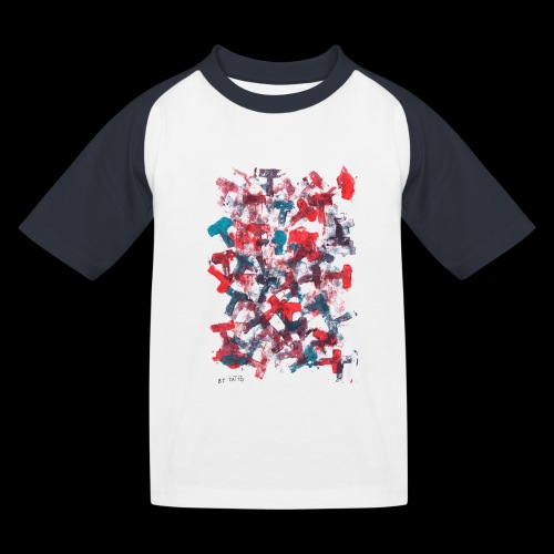 Color T BY TAiTO - Lasten pesäpallo  -t-paita