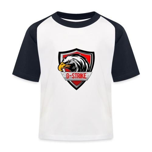 Logo sem back 1000x1000 png - Kids' Baseball T-Shirt