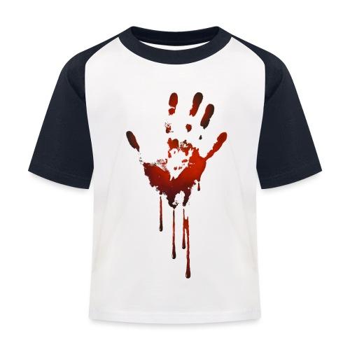 tænk dig om - Baseball T-shirt til børn