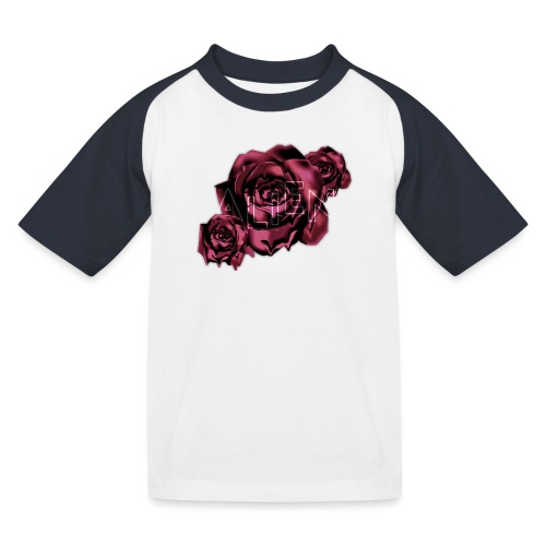Rose Guardian Small - Baseball-T-skjorte for barn