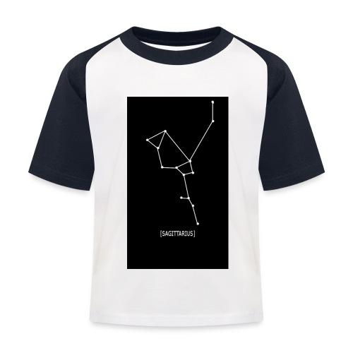 SAGITTARIUS EDIT - Kids' Baseball T-Shirt