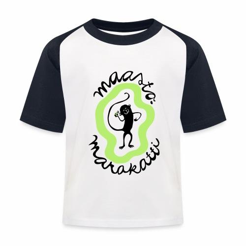 Maastomarakatti - Lasten pesäpallo  -t-paita