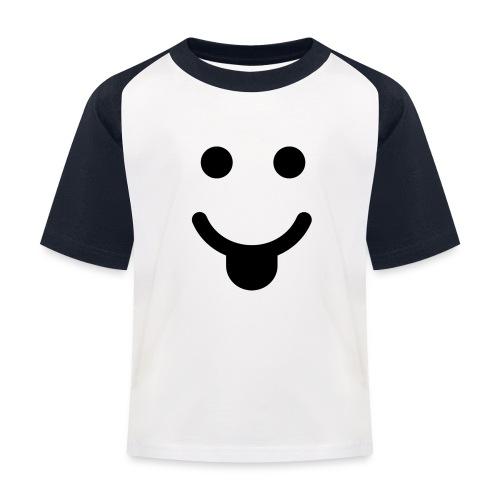 smlydesign jpg - Kinderen baseball T-shirt