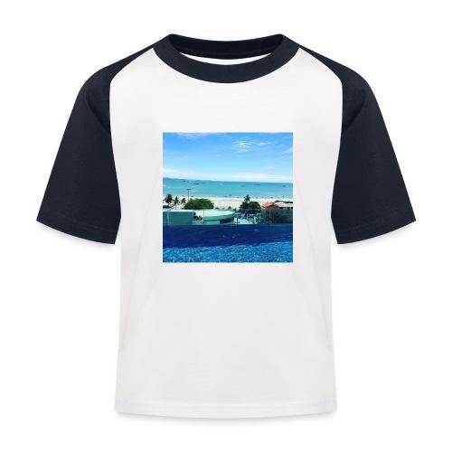 Thailand pattaya - Baseball T-shirt til børn