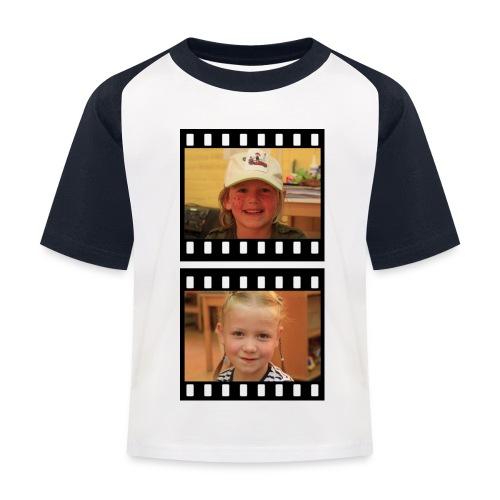 lente tess png - Kinderen baseball T-shirt