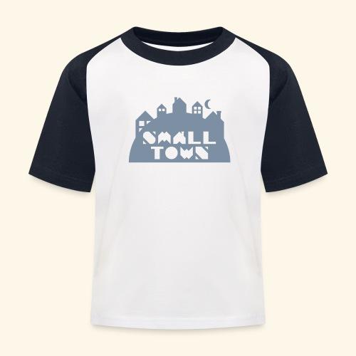 Small Town - Baseball-T-skjorte for barn