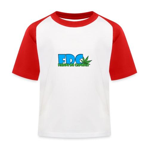 Logo_Fabini_camisetas-jpg - Camiseta béisbol niño