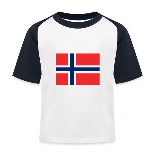 DixieMertch - Baseball-T-skjorte for barn