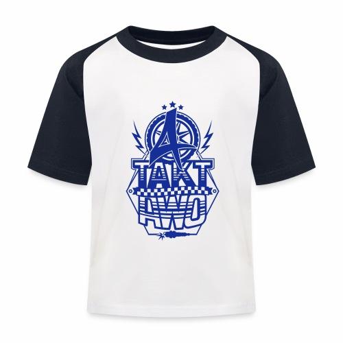 4-Takt-Awo / Viertaktawo - Kids' Baseball T-Shirt