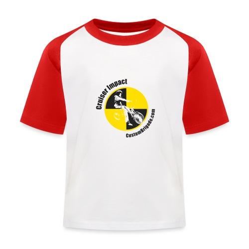 badge010 - T-shirt baseball Enfant