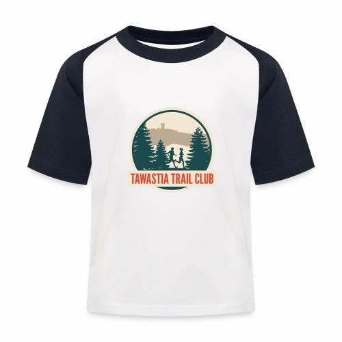 TawastiaTrailClub - Lasten pesäpallo  -t-paita