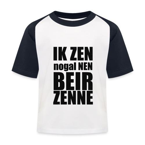 Beir - Kinderen baseball T-shirt