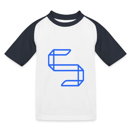 A S A 5 or just A worm? - Kinderen baseball T-shirt