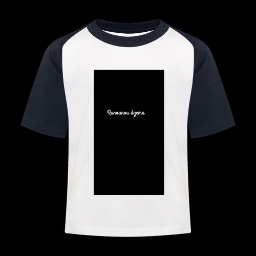 Body design Ranounou dezma - T-shirt baseball Enfant
