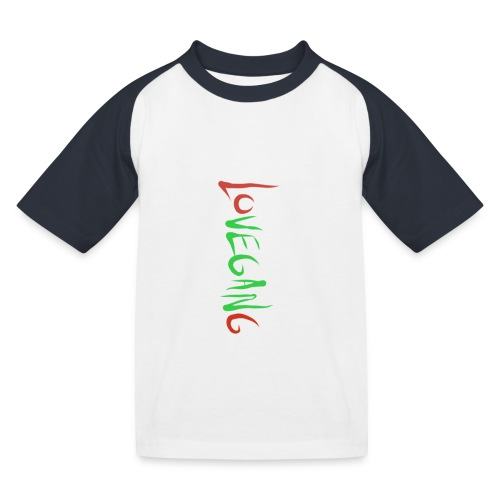 Lovegang - Lasten pesäpallo  -t-paita