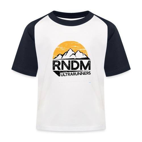 RndmULTRArunners T-shirt - Kids' Baseball T-Shirt