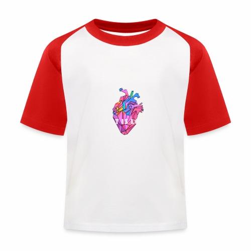 WHAT IS LOVE - Baseball-T-skjorte for barn