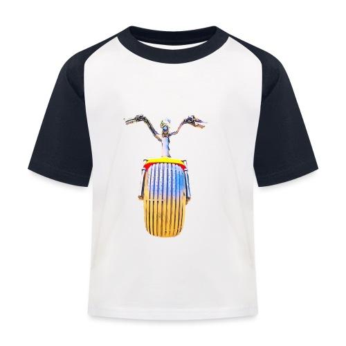Scooter - T-shirt baseball Enfant
