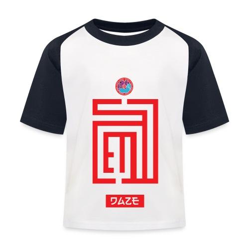 Red Rise II - T-shirt baseball Enfant
