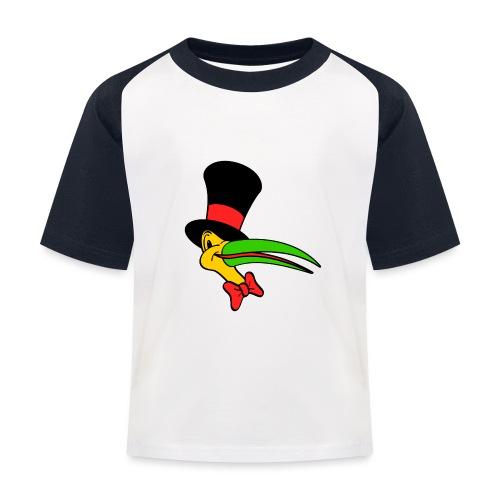 Alter ego (Radio Show) - Camiseta béisbol niño