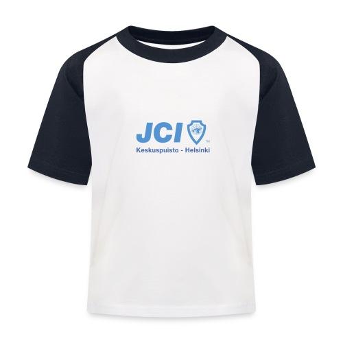 jci keskuspuisto - Lasten pesäpallo  -t-paita