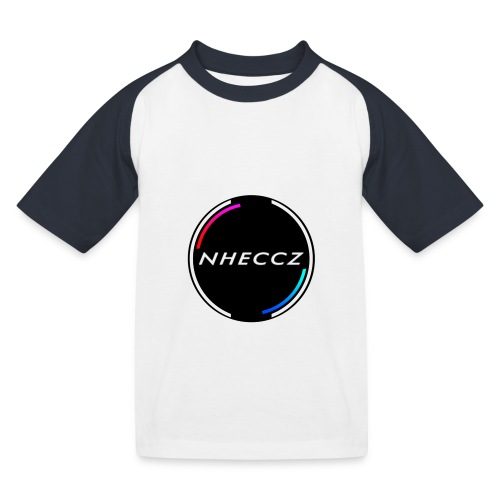 NHECCZ Logo Collection - Kids' Baseball T-Shirt