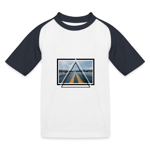 On the Road - T-shirt baseball Enfant
