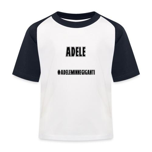 t-shirt divertente - Maglietta da baseball per bambini