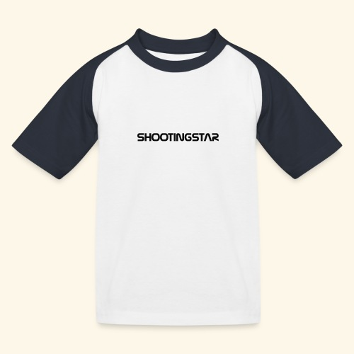 SHOOTING STAR LVL.1 SPECIAL - Kinder Baseball T-Shirt