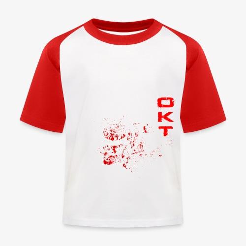 Outkasts Scum OKT Front - Kids' Baseball T-Shirt