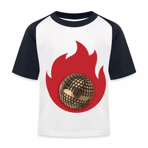 petanque fire - T-shirt baseball Enfant