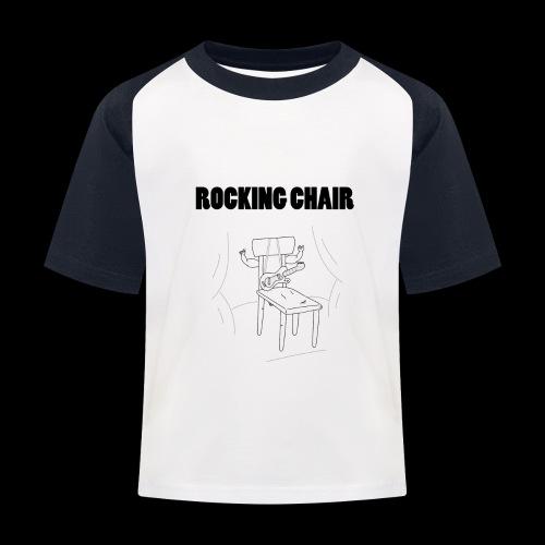Rocking Chair - Kids' Baseball T-Shirt