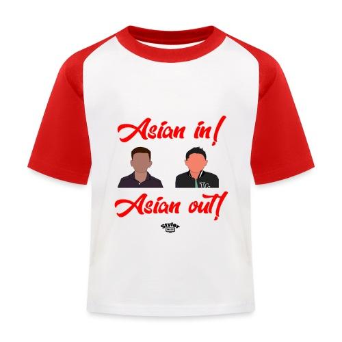 Special voor Tygo - Kinderen baseball T-shirt