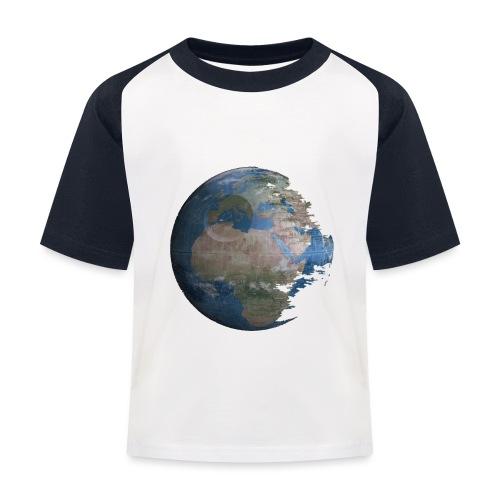 Death Earth - T-shirt baseball Enfant