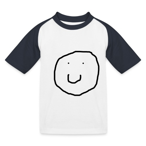 PindaBrood T-Shirt - Kinderen baseball T-shirt