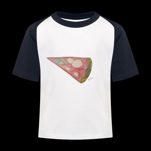 BY TAiTO Pizza Slice - Lasten pesäpallo  -t-paita