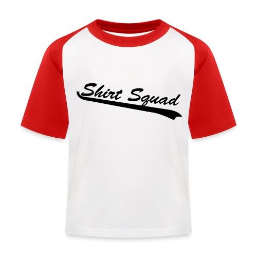 American Style - Kids' Baseball T-Shirt