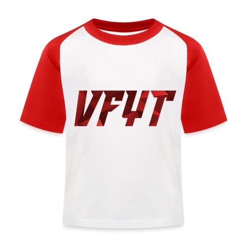 vfyt shirt - Kinderen baseball T-shirt