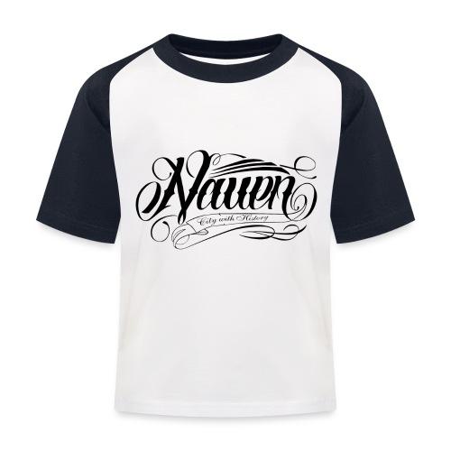 Nauen Allday - Kinder Baseball T-Shirt