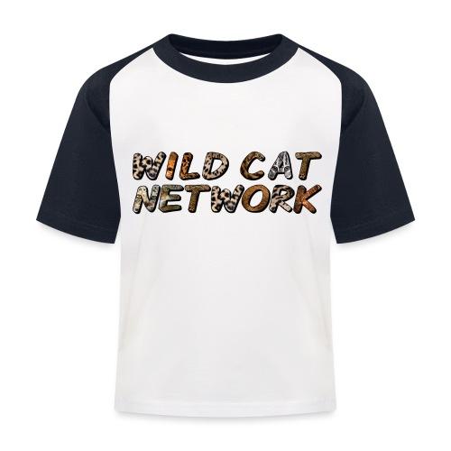 WildCatNetwork 1 - Kids' Baseball T-Shirt