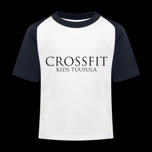 CF KIDS TUUSULA - Lasten pesäpallo  -t-paita