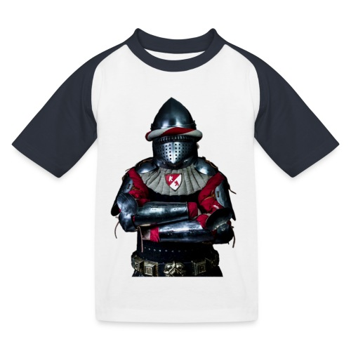 chevalier.png - T-shirt baseball Enfant