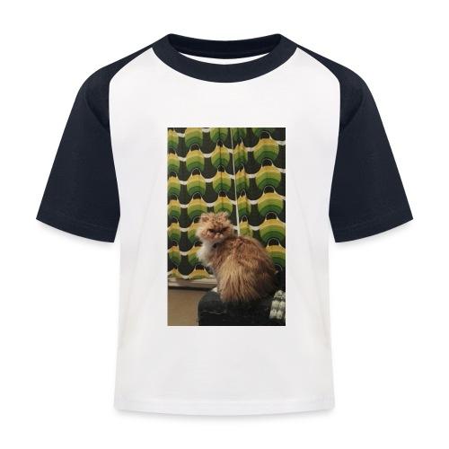 Nikke20 Okra Fani - Lasten pesäpallo  -t-paita