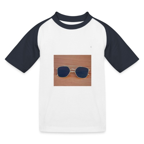 Feel - Kids' Baseball T-Shirt